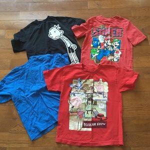 Other - 🏈Boys T-shirt Lot🏀